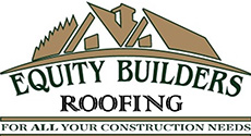 Equity Builders Roofing Logo