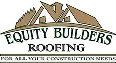 Equity Builders Roofing Logo