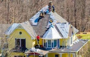 Image of Equity Builders Roofing Serving Kirby
