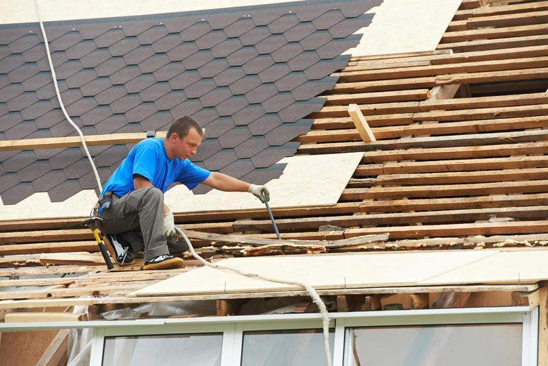 Why You Need to Install Your Next Roof With Safety in Mind
