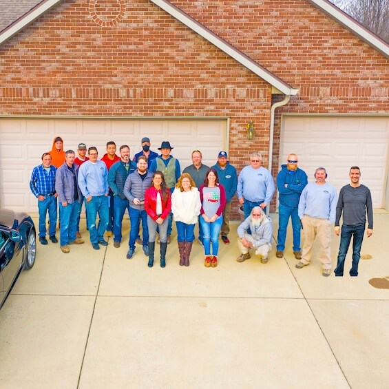Equity Builders Roofing Family